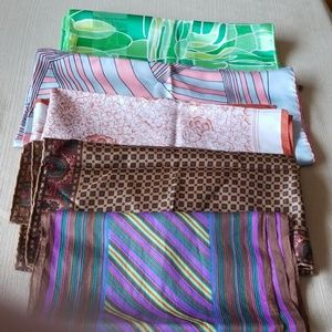 Accessories - Scarves Assortment of 5